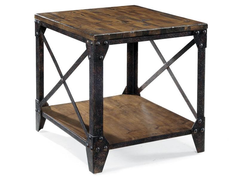 STOCK magnussen aspen end table