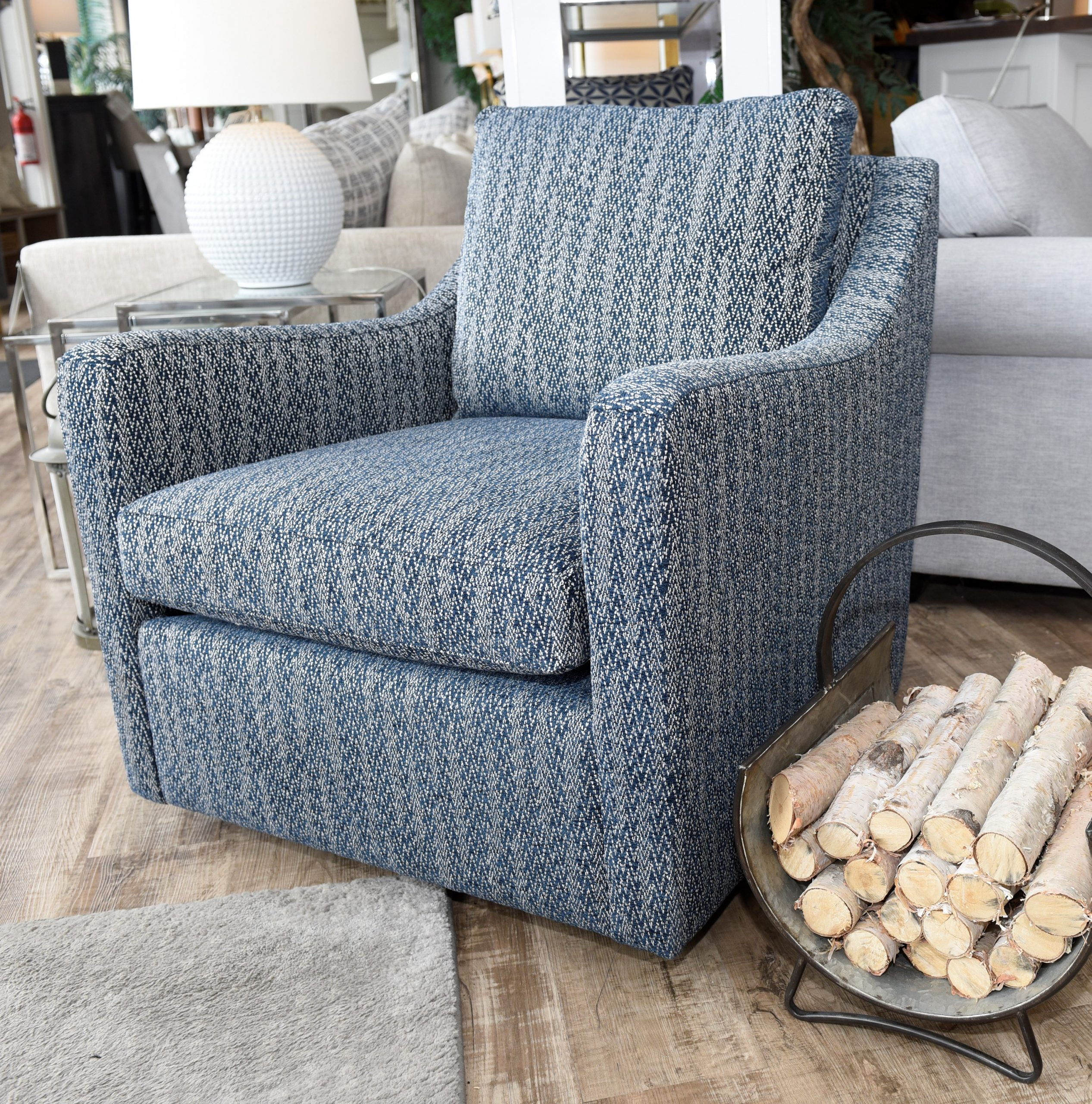 Hilton Swivel Chair