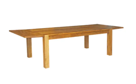 backwoods dining table image
